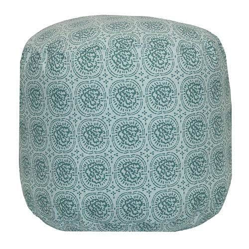 SONOMA Goods for Life Indoor Outdoor Short Pouf for $34.41