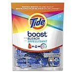 Tide Boost Stain Release Plus Bleach 37 Count $8.22 - $9.85