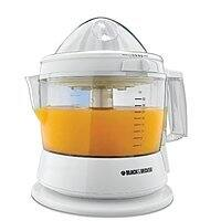 Amazon Deal: Black & Decker CJ630 32-Ounce Electric Citrus Juicer, White $13.10 fs w/ prime @amazon