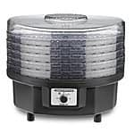 Waring Pro 620-Watt Food Dehydrator, $29.95 with coupon on HSN.com (not including shipping)