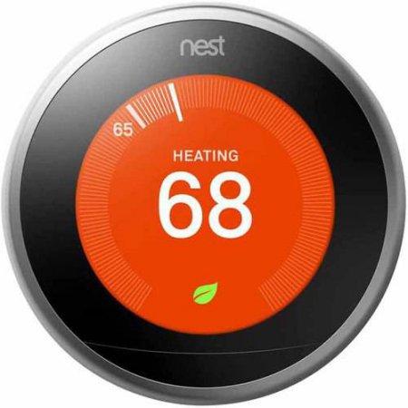 Walmart (YMMV): Nest Learning Thermostat $59, Nest Cam Indoor $49, Nest Cam Outdoor $49, Nest Protect Smoke & Carbon Monoxide Detector $25