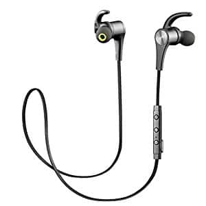 SoundPEATS Noise cancelling Bluetooth Headphones Wireless Earbuds $17.99 AC + F/S @Amazon