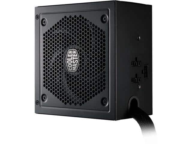 Cooler Master MasterWatt 550W 80 PLUS Bronze Semi-fanless Black Modular Cable Power Supply PSU $29.99 w/ Shoprunner AC+MIR at Newegg