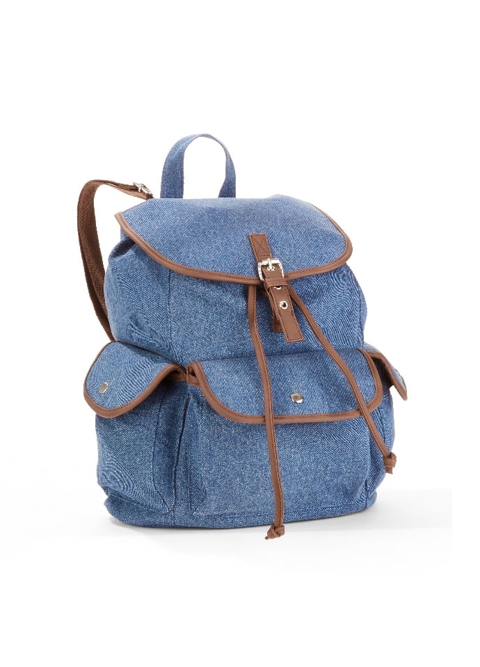 No Boundaries Women's Blue Denim Backpack - $5 (In-Store only) YMMV