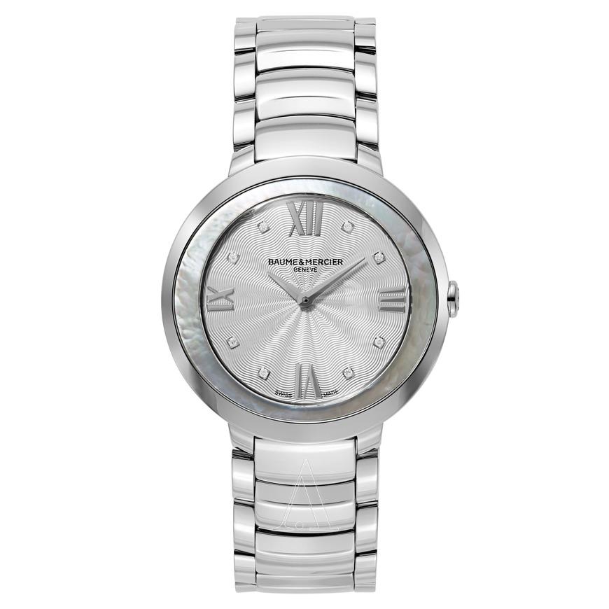 Baume and Mercier Women's Promesse Watch Model: MOA10178 $1049@ashford