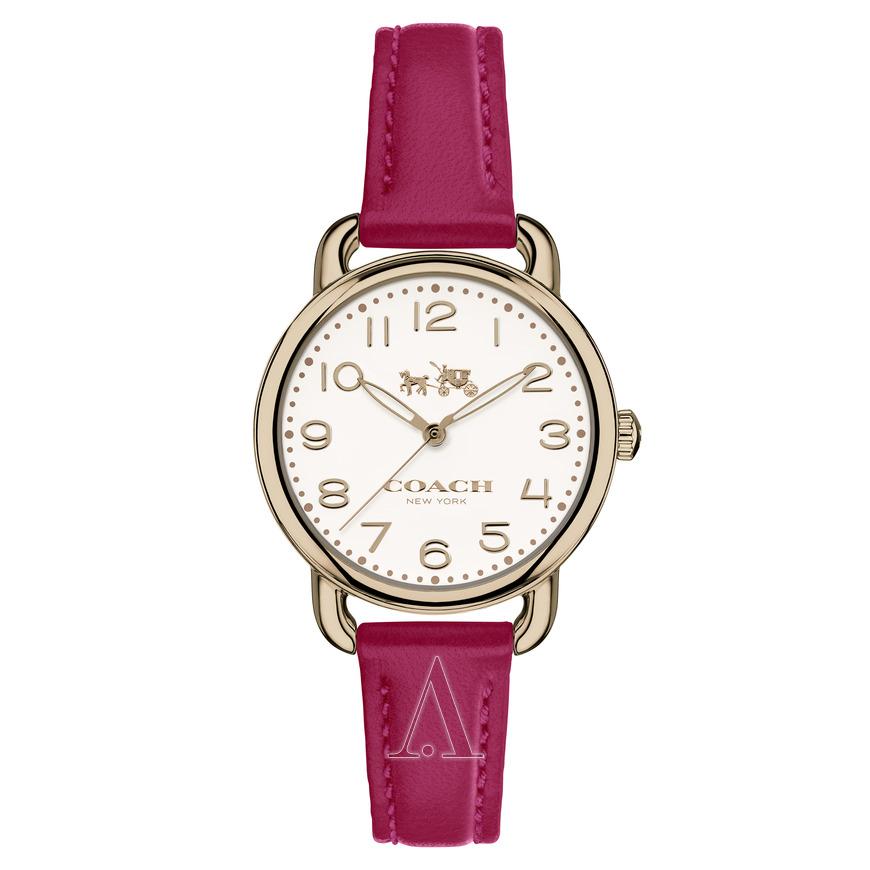 COACH Women's Delancey Watch 14502612 $88 FS@Ashford