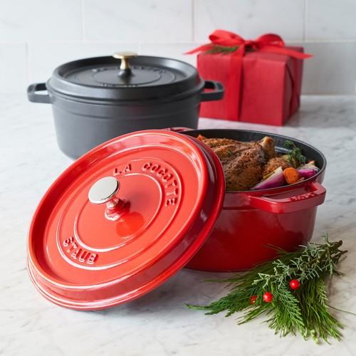 Staub 1102406 Round Cocotte Oven, 4 quart $99.96 FS @ Sur La Table