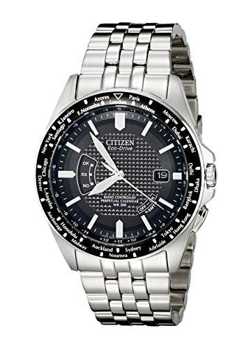 Citizen Eco-Drive Men's Perpetual Calendar Atomic Clock Watch for $241.99 at Amazon.com