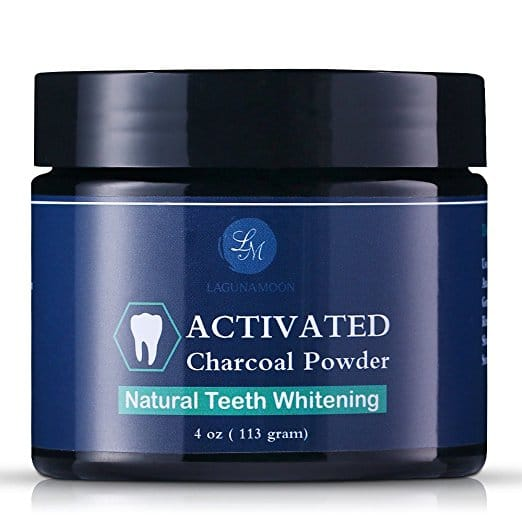 Teeth Whitening Activated Charcoal Powder for $6.99 + Free Shipping @Amazon