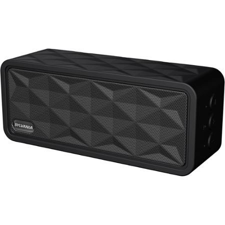 YMMV Sylvania Premium Rugged Bluetooth Speaker - $4 - Walmart