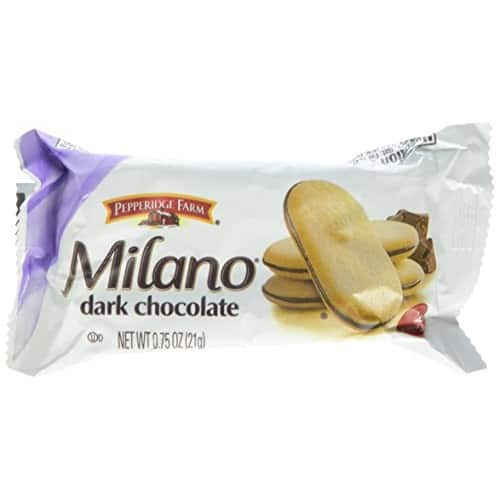 Pepperidge Farm Milano Cookie Tub, 20 2pks, 15 Ounce $6.98 add on item@amazon