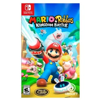 Mario + Rabbids Kingdom Battle for Nintendo Switch @ Target $19.99