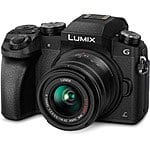 Panasonic Lumix DMC-G7 w/ 14-42mm kit lens + Free Rode Videomic Pro Shotgun Microphone $798 + Free S&H (B&H)