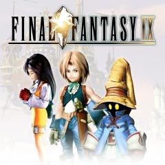 Final Fantasy IX Digital Edition PS4 $12.59 + tax