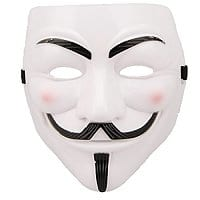 Amazon Deal: Guy Fawkes / Vendetta / Anonymous Masks & costumes at Amazon - Starts at $1.96 w/free shipping