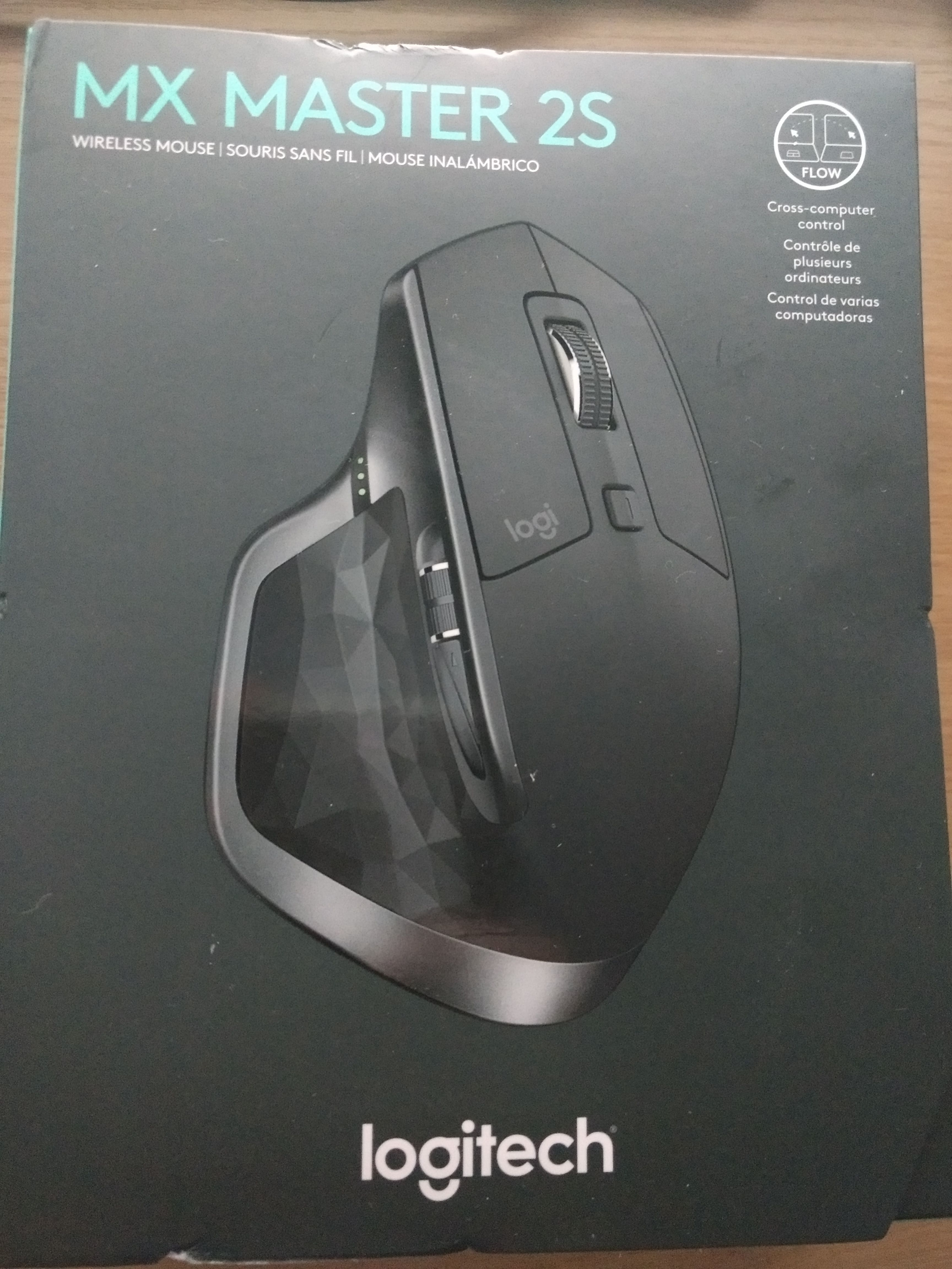 YMMV Logitech MX Master 2s Wireless Mouse 49.99 + tax at OD