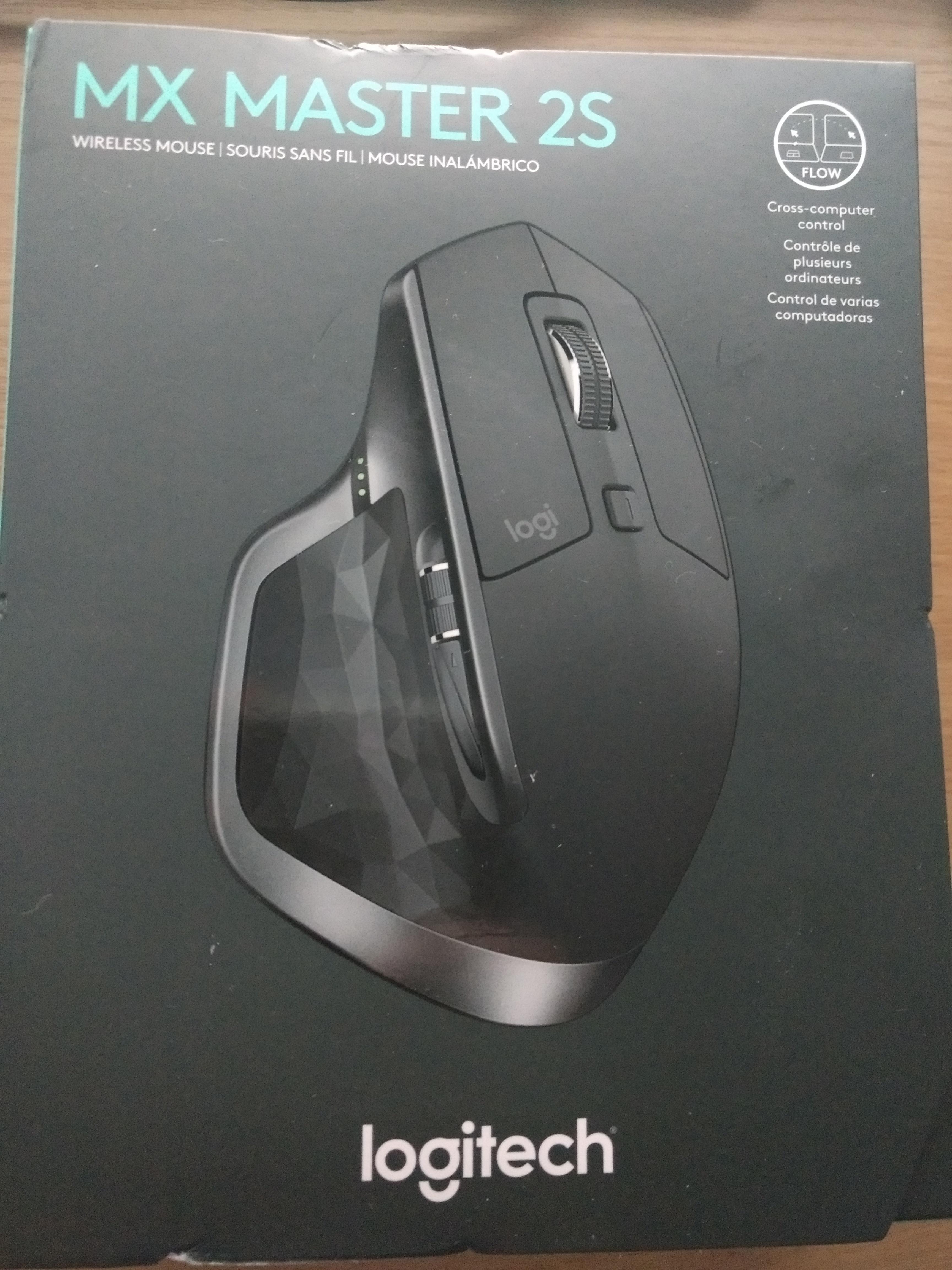 YMMV Logitech MX Master 2s Wireless Mouse 49 99 tax at OD