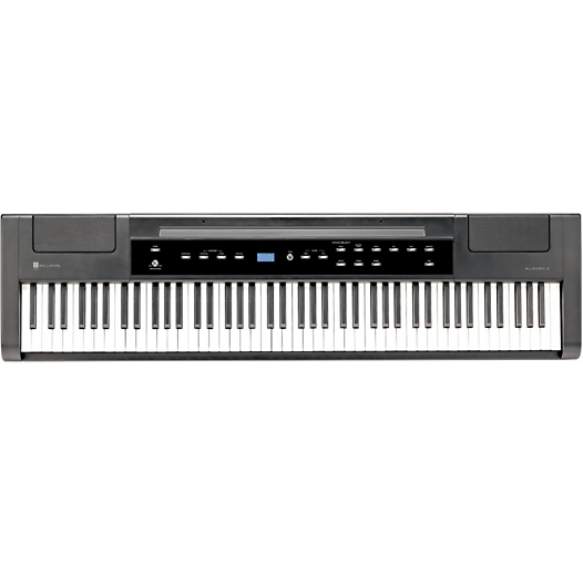 Williams Allegro 2 Plus 88-Key Digital Piano, Weighted Keys w/ Hammer Action and MIDI USB for $240 + Free Shipping