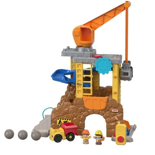 Fisher-Price Little People Work Together Construction Site Set $ 34.98 @toysrus $34.98