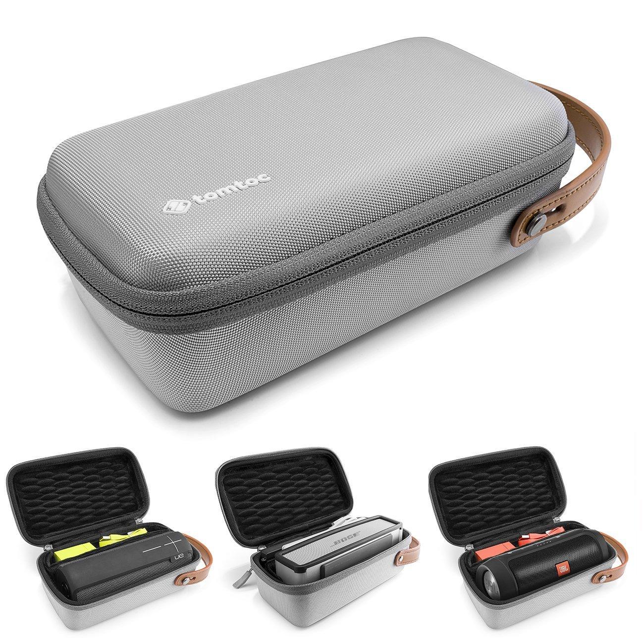 Bluetooth Speaker Hard Carrying Case for Bose Soundlink/JBL Flip/UE Boom $9.99 (F/S Prime)
