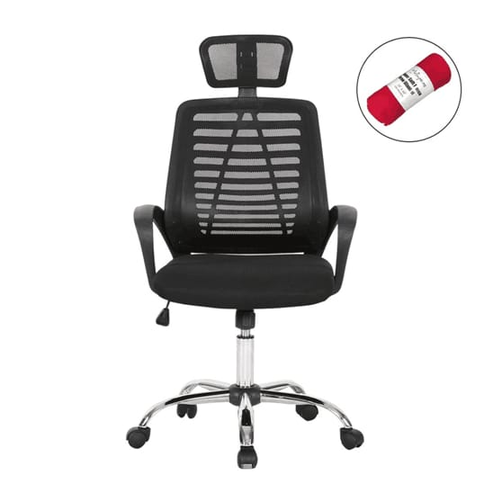 High Back Mesh Office Chair - $49.84 (F/S Prime)
