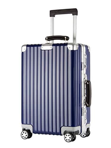 Aluminum Frame Hardshell Spinner Suitcase TSA Approved - 2 Sizes/5 Colors (Free Shipping) $71.96