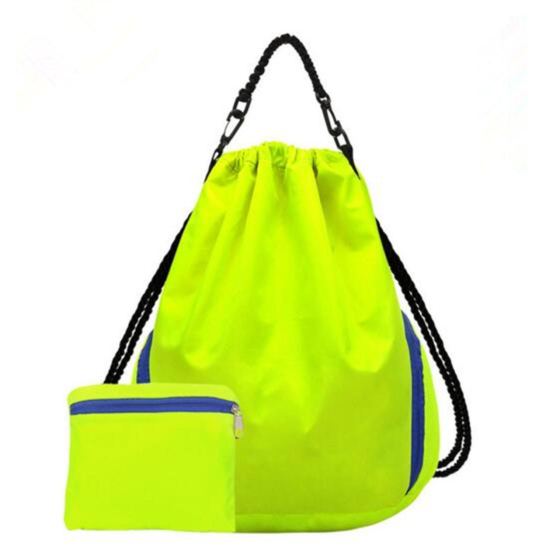 [Amazon] Waterproof Drawstring Backpacks - 40% off - $6.59