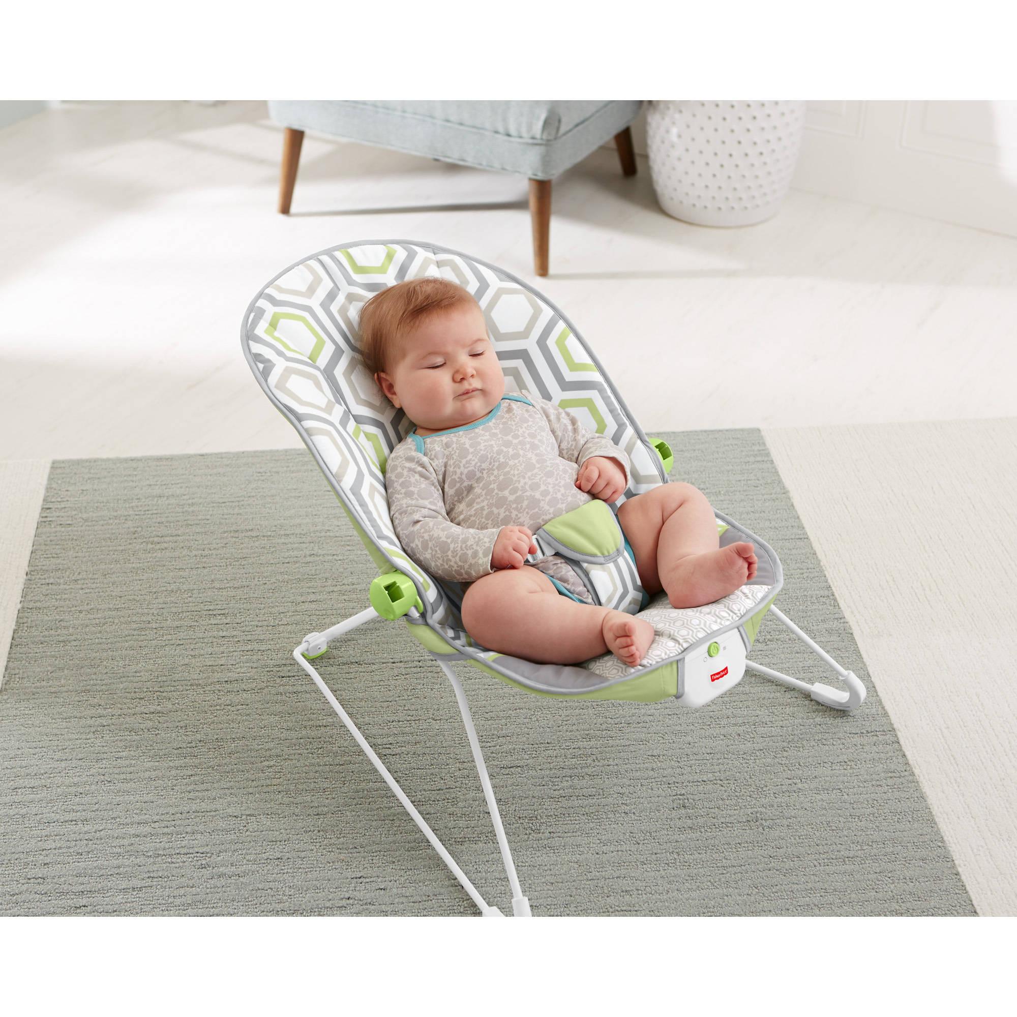 c003604b2ca Fisher-Price Baby s Bouncer (Geo Meadow) - Slickdeals.net