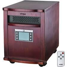 Infrared Quartz Heater with Remote - $10 Google Express / Walmart