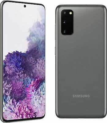 Samsung Galaxy S20 5G 128GB GRAY (Unlocked) - $470 $470
