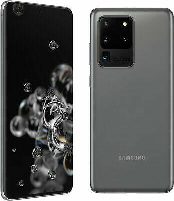 Samsung Galaxy S20 Ultra 5G 128GB GRAY (Unlocked) - $650 $650