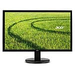 "Acer K272HUL bmiidp Black 27"" WQHD 6ms (GTG) HDMI Widescreen LED Backlight LCD Monitor IPS DCR 100,000,000:1(1,000:1) Built-in Speakers for $300 @ NewEgg and Amazon + FS"