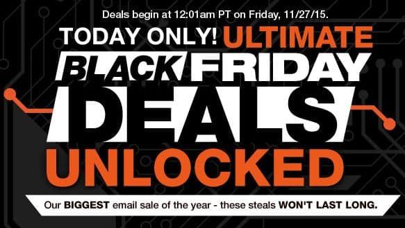 Complete NewEgg Black Friday Ads !!! Start at 2AM CT !!!