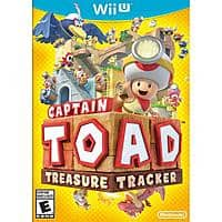 Walmart Deal: Captain Toad Treasure Tracker (Wii U) - $28.50 w/ In-Store Pickup @Walmart