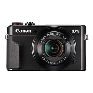 Canon G7 X Mark II 20.1MP Digital Camera - $590 + $51 Ebay Bucks