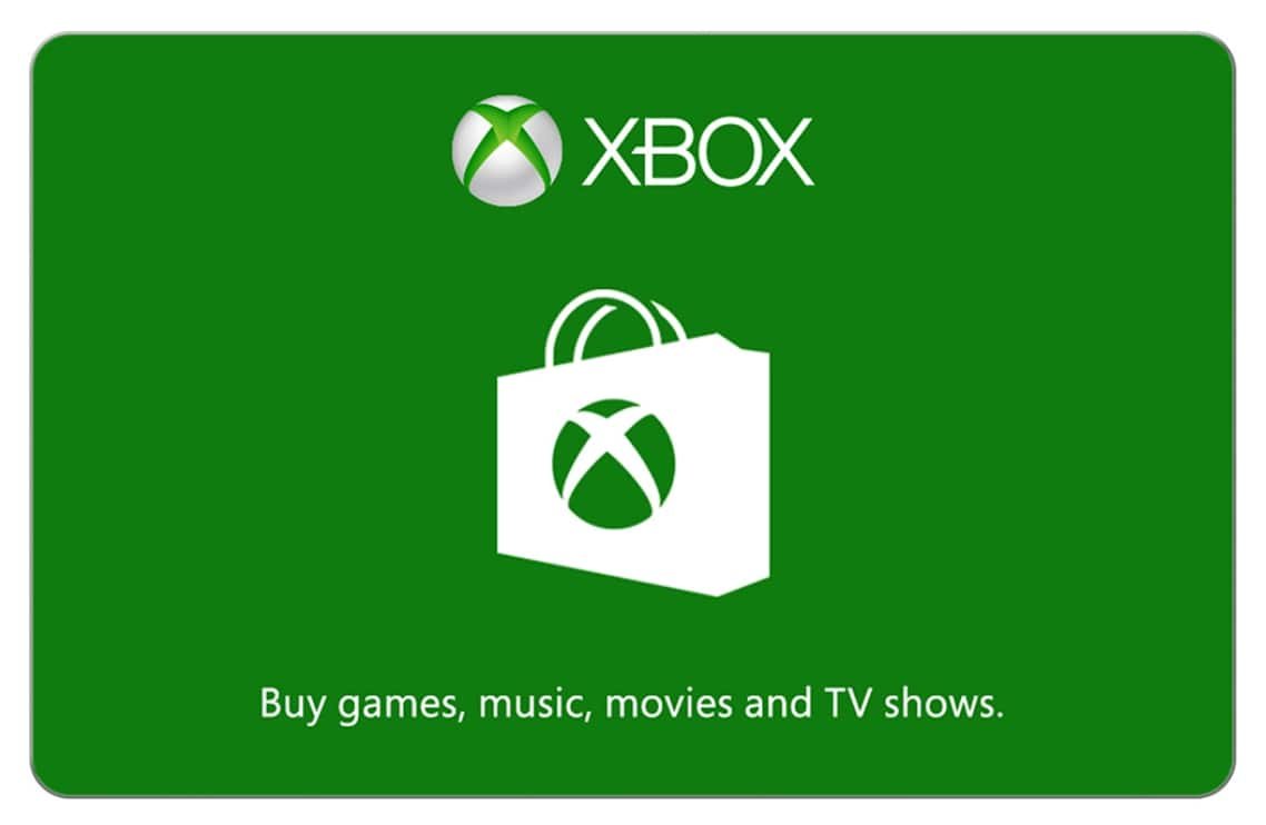 $25 Xbox Gift Card - $19.99 BJ's free shipping