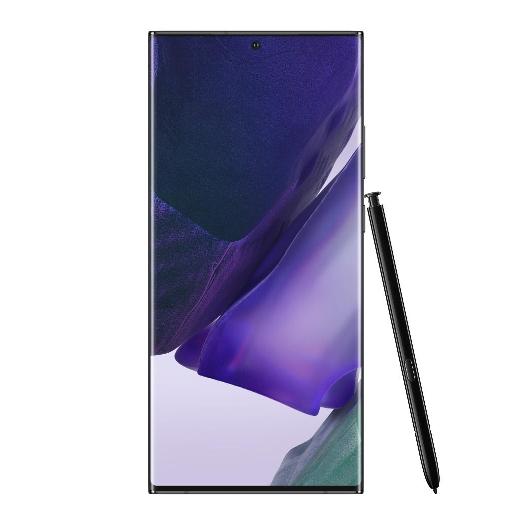 Samsung Galaxy Note20 Ultra 5G 128GB Black $600 AT&T Verizon Postpaid Walmart