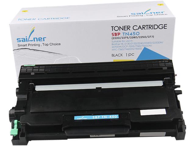 $15 MM AC/AR Sailner SBP-TN-450 Toner Cartridge for Brother OEM TN-450 Compatible Newegg