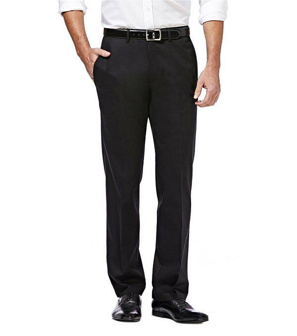 Haggar Stretch Casual Pants Various Styles 3 For 3150 3675