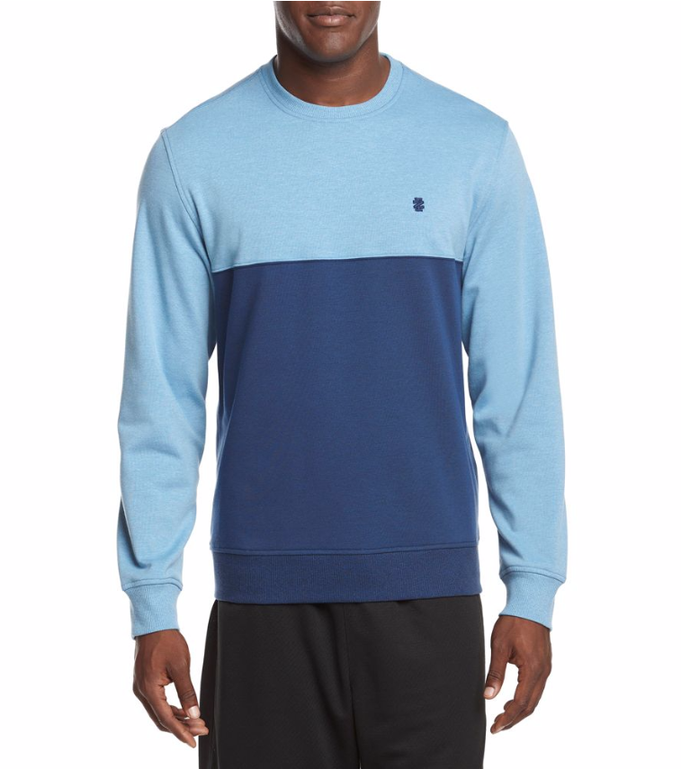 IZOD Men's Long Sleeve Sweater (Various Styles) 3 for $27.50 ($9.17 each) Shipped @ BonTon