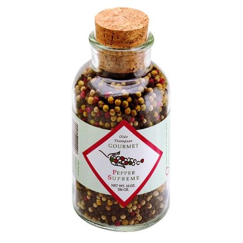 9.75-Ounce Pepper Supreme Whole Peppercorns - $13.60