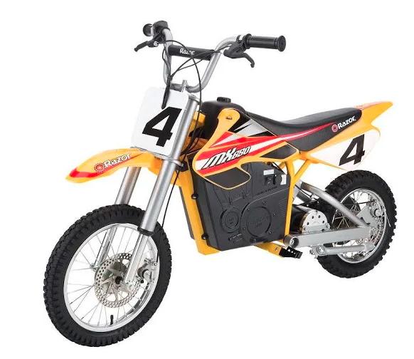 Razor MX650 Dirt Bike - Google Express - $305 + tax