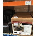 Franklin Bristol Leather Recliner - $100 off - Now $399 at Costco B&M