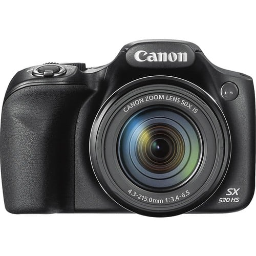 Canon - PowerShot SX530 16.0 MP Camera + $30 Best Buy Gift Card (BF Sale - Elite & Elite Plus only). $229.99