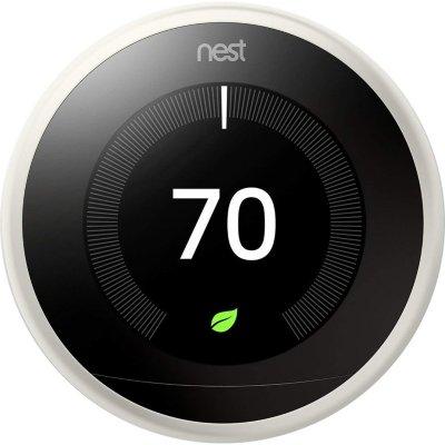 Google Nest Learning Thermostat, 3rd Generation $139.99 @ Amazon