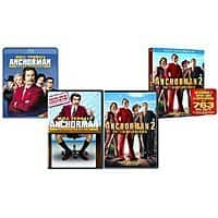 Amazon Deal: Anchorman Blu-ray $3.99 @ Amazon.com (in stock September 3, 2015)