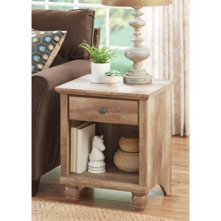 Better Homes and Gardens Crossmill Accent Table $17 Better Homes and Gardens Crossmill Coffee Table $37 (** Walmart B&M YMMV **)