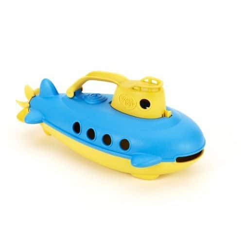 Green Toys Submarine, Yellow $6.06@amazon add on item