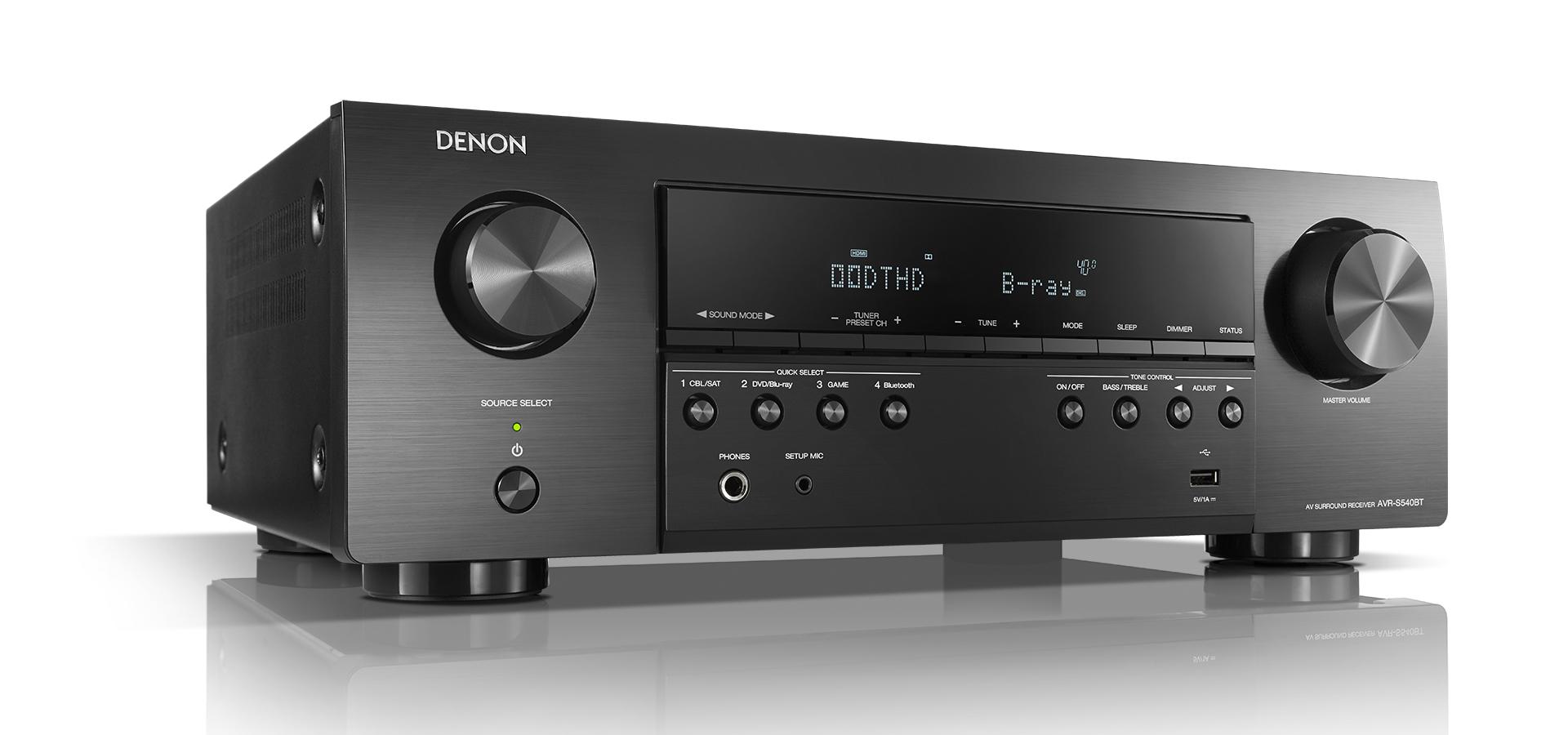 YMMV - $150 for Denon AVR-S540BT