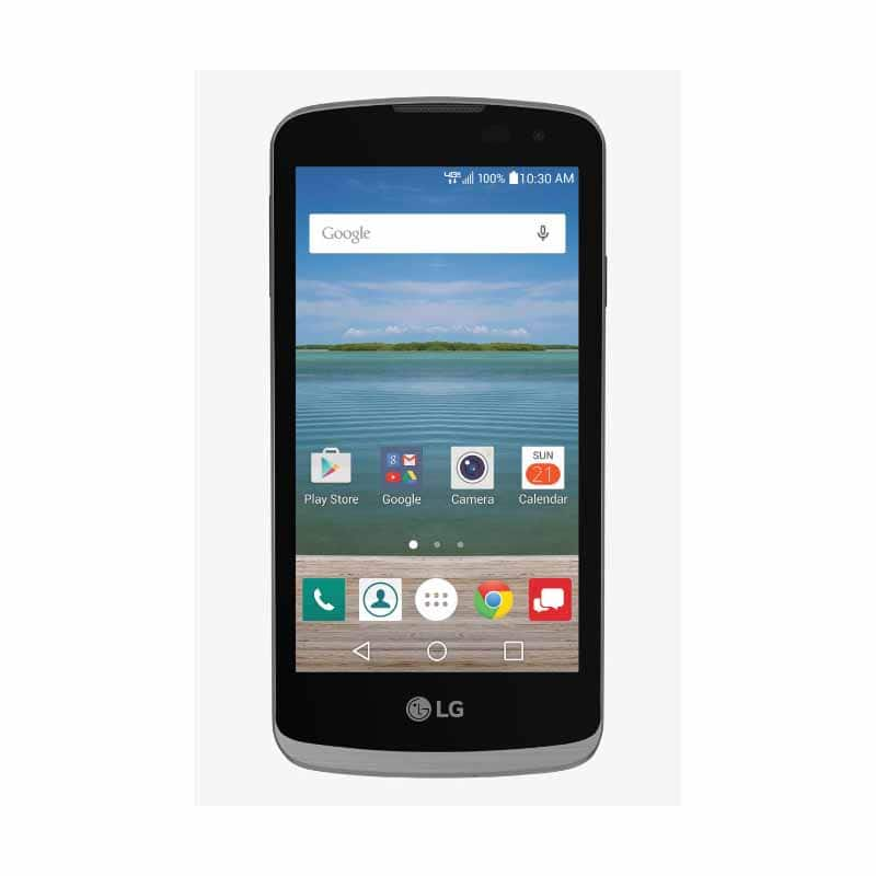 $10 - Verizon LG Optimus Zone™ 3 Prepaid - Fry's in store pickup with promo code